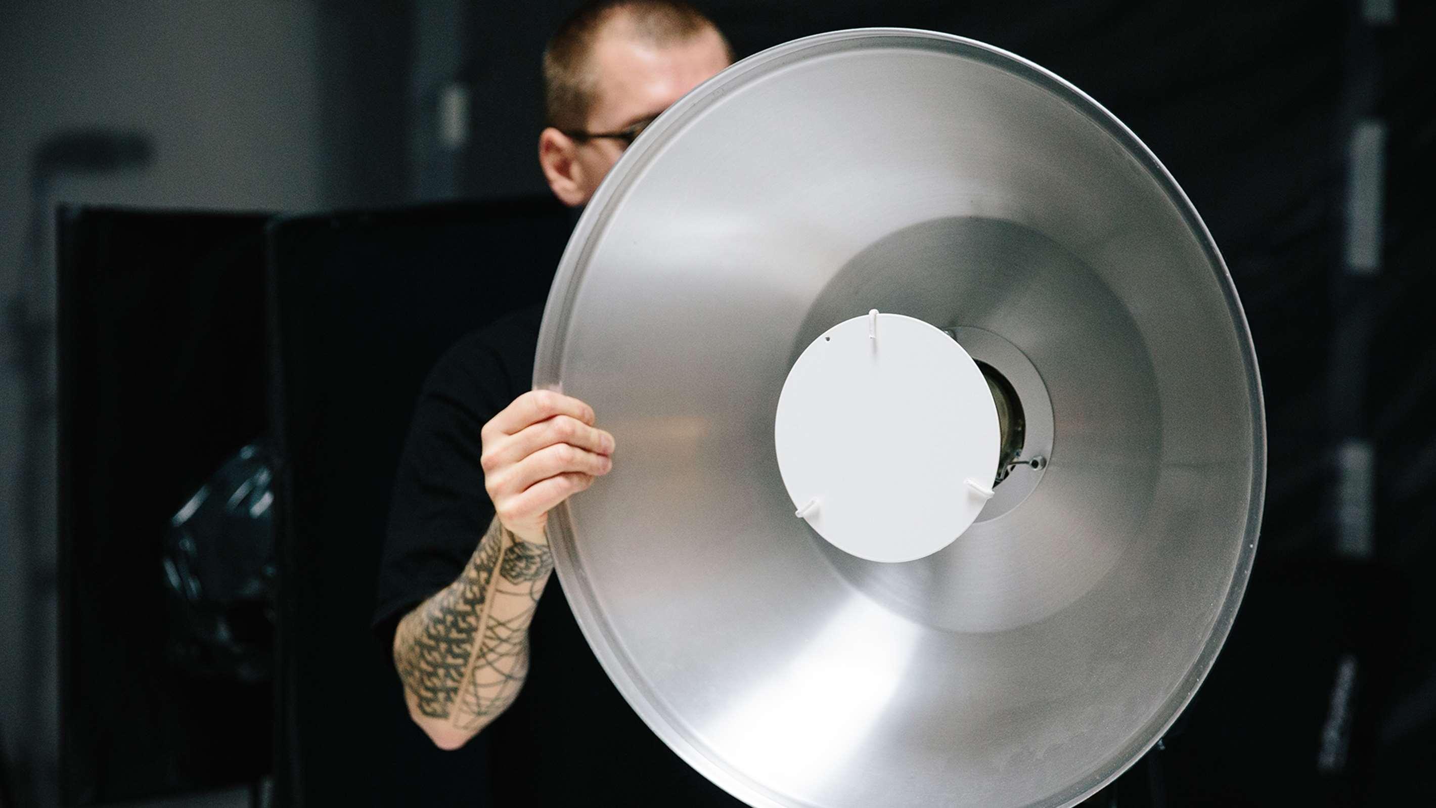 Bauty Dish Silver