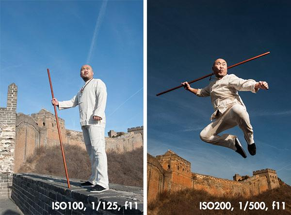 Louis Pang Shoots With Profoto Hss At The Great Wall Of China Profoto It