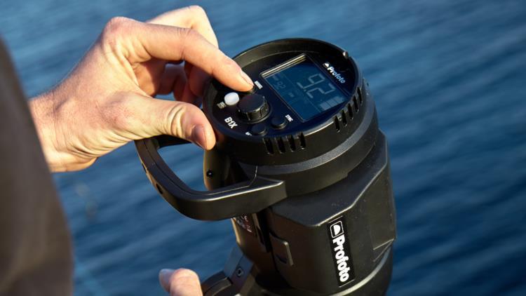 Profoto B1x The Cordless Battery Powered Monolight Profoto Us